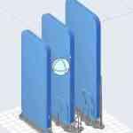 iPhone 12のリークCAD画像