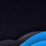 波状デザインのiPhone用壁紙(7枚)