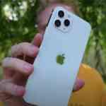 3サイズのiPhone 12(ダミーユニット)の動画