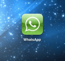 WhatsApp Installed on iPad