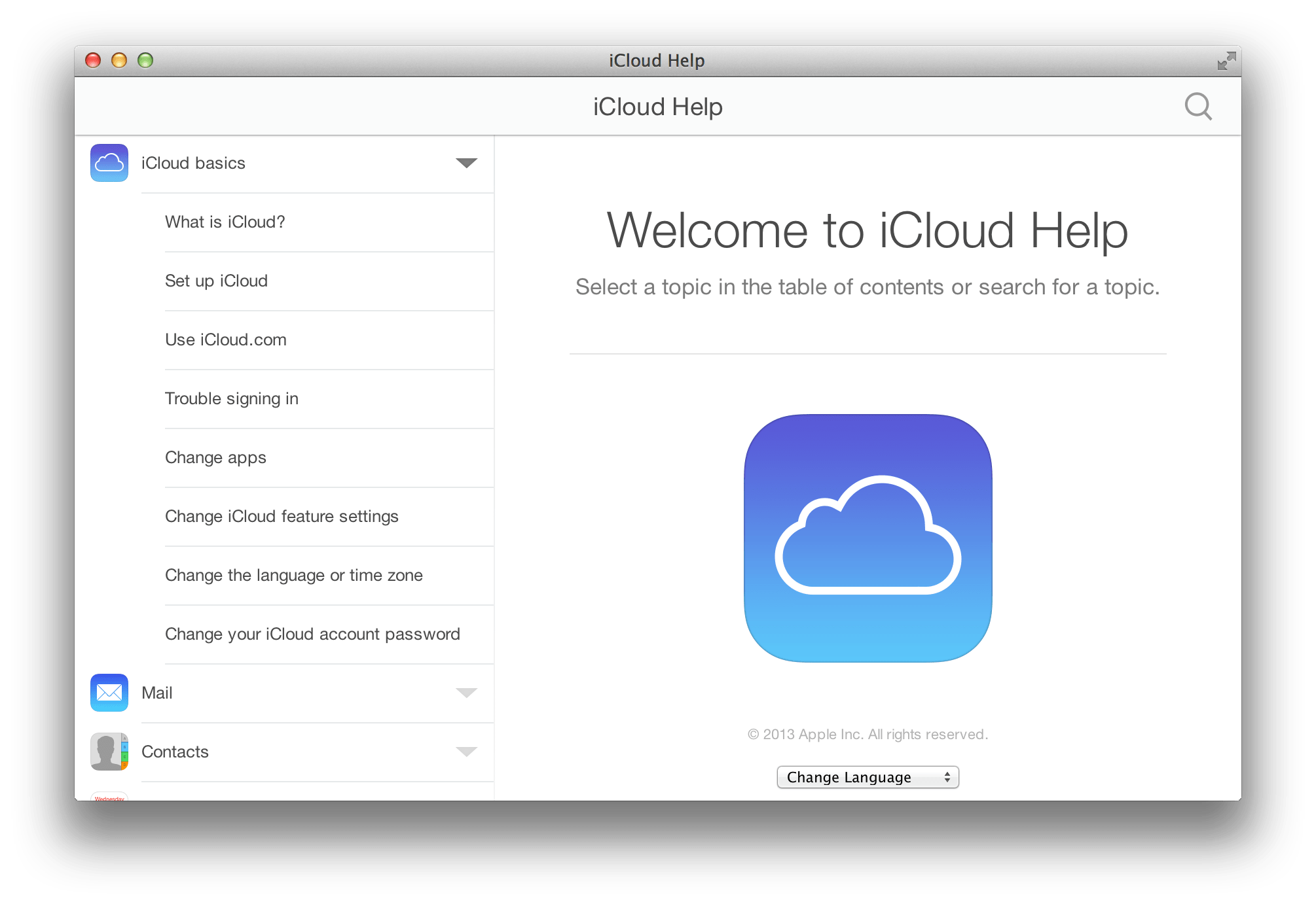 iCloud out of Beta  iPad Notebook
