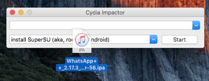 WhatsPad++ iOS ipa