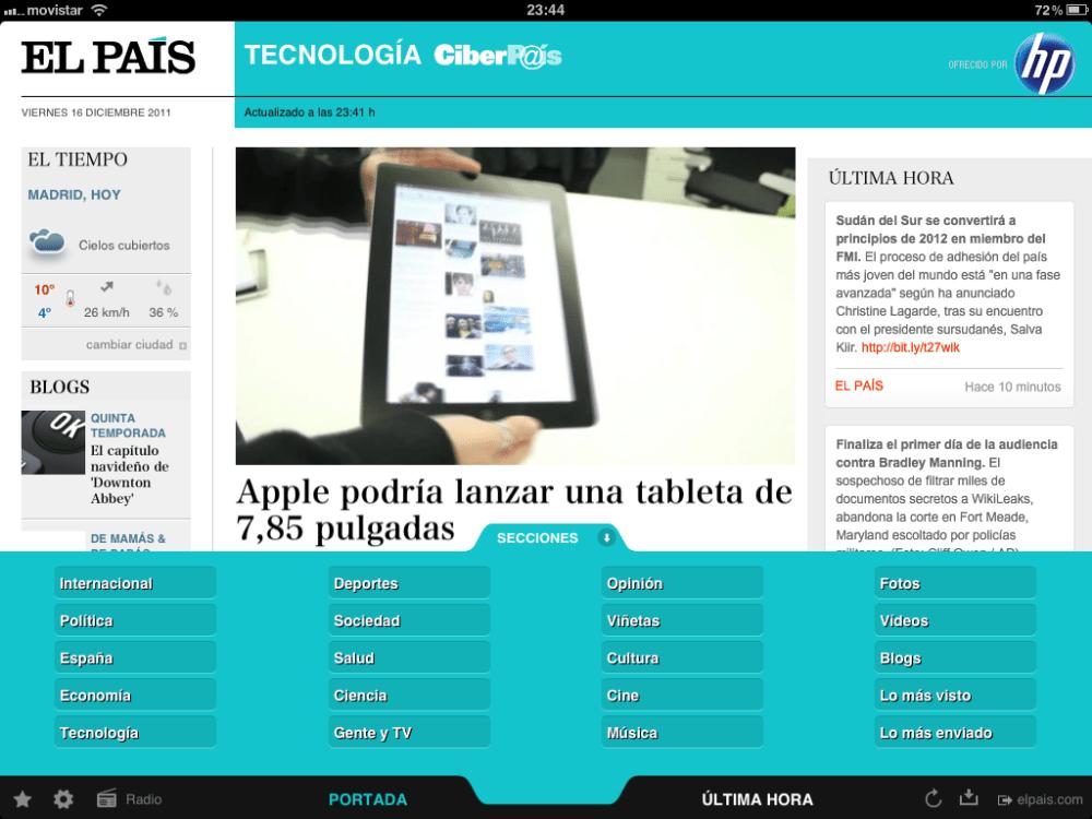 EL PAIS 1.0.9 (3/6)