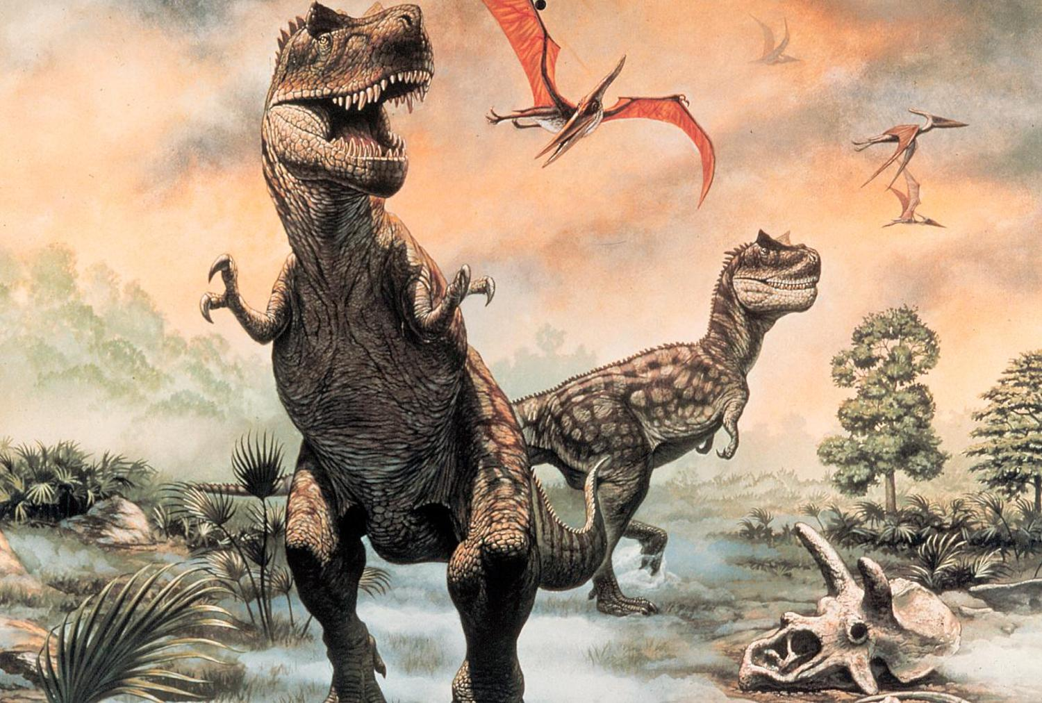 My Top Five Favourite T Rex S In Media