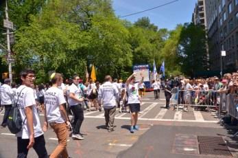 Israel Parade 2014 - 15