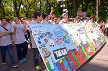 Israel Parade 2014 - 19