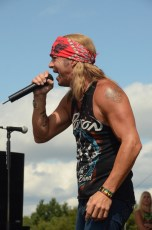 Bret Michaels Festival of Ballooning 2012