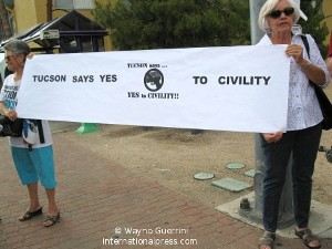 Tucson says Yes to Civility