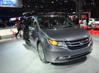 Auto Show 2013 -Honda