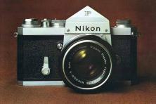 Nikon F W/50mm Lens