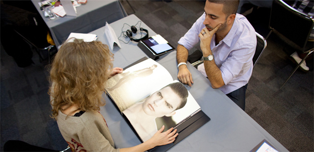 Portfolio Reviews at PhotoPlus Expo