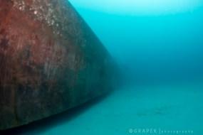 Rapa Nui Barge