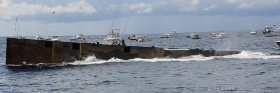 rapa nui reef sinking 09