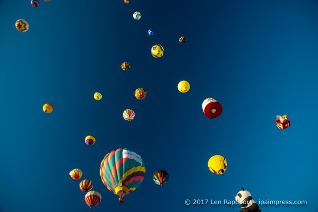 Hot Air Balloon Festival 2017