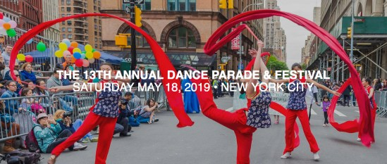 Dance Parade 2018