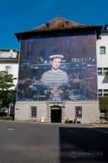 Pierre et Gilles - Dans le port du Havre