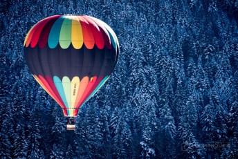 39ème Festival International de Ballons de Château-d'oex