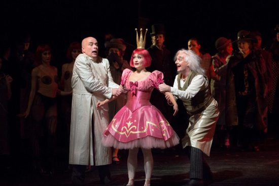 "Morley and Mortagne in 'Les Contes d'Hoffmann"" at the MET Opera"