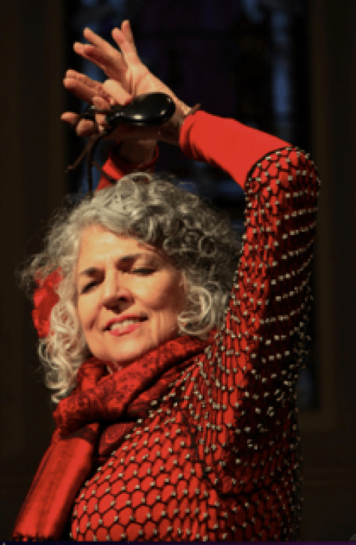 Helen Peterson's Dynamic Poetry-Dance Fusion Performance