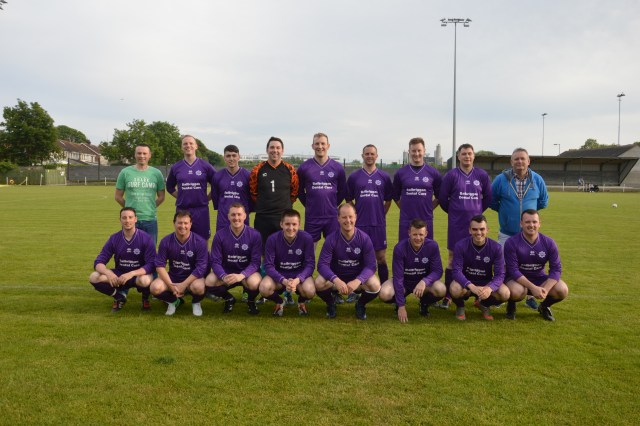 Charity Football IPA Region 4
