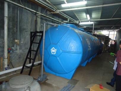 Ipal Industri 20m3, ipal anaerob aerob 20m3