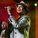 The Selecter celebrate their 40th anniversary in skanking style at the Boiler Shop