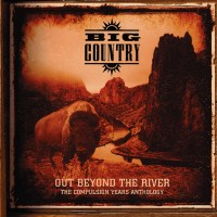 Big Country were back to their best with guitar-heavy album The Buffalo Skinners