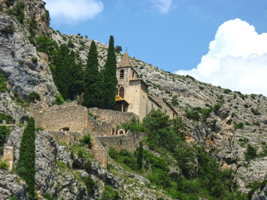 Notre-Dame in Moustiers