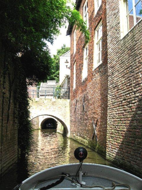 Binnendieze Boat Trip - Den Bosch