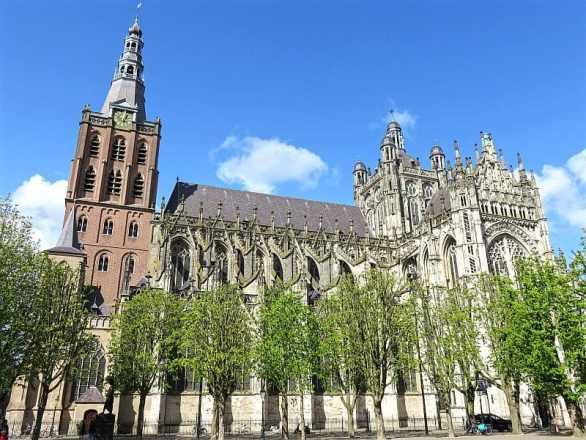 Saint John's Cathedral - Den Bosch