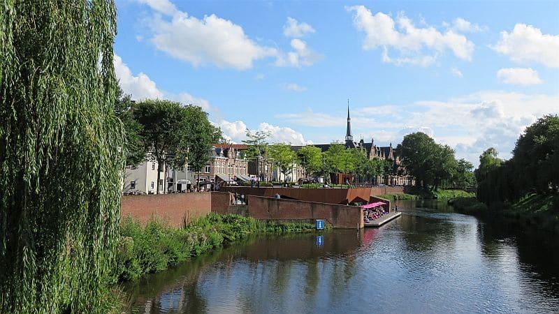 The Dommel River - Den Bosch