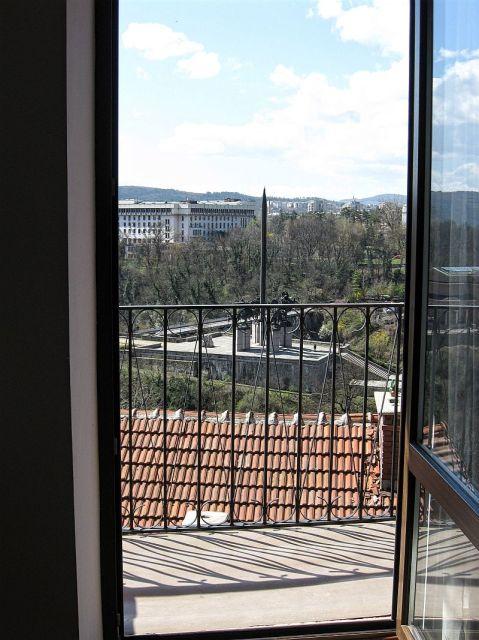 View from Hotel Stambolov, Veliko Tarnovo