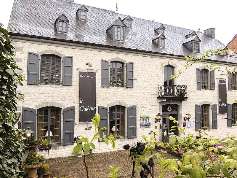 Hotel La Malle Poste in Rochefort, Belgium - Wallonia