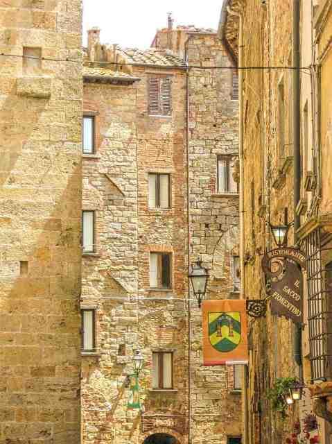 Beautiful Volterra, Tuscany, Italy
