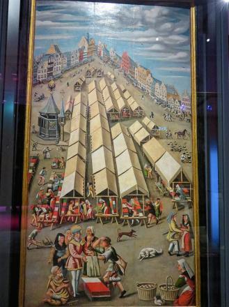 Medieval Market Square Noordbrabants Museum