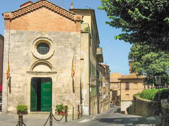 Old charm, Volterra, Tuscany, Italy