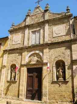San Pietro in Selci, Volterra, Tuscany, Italy