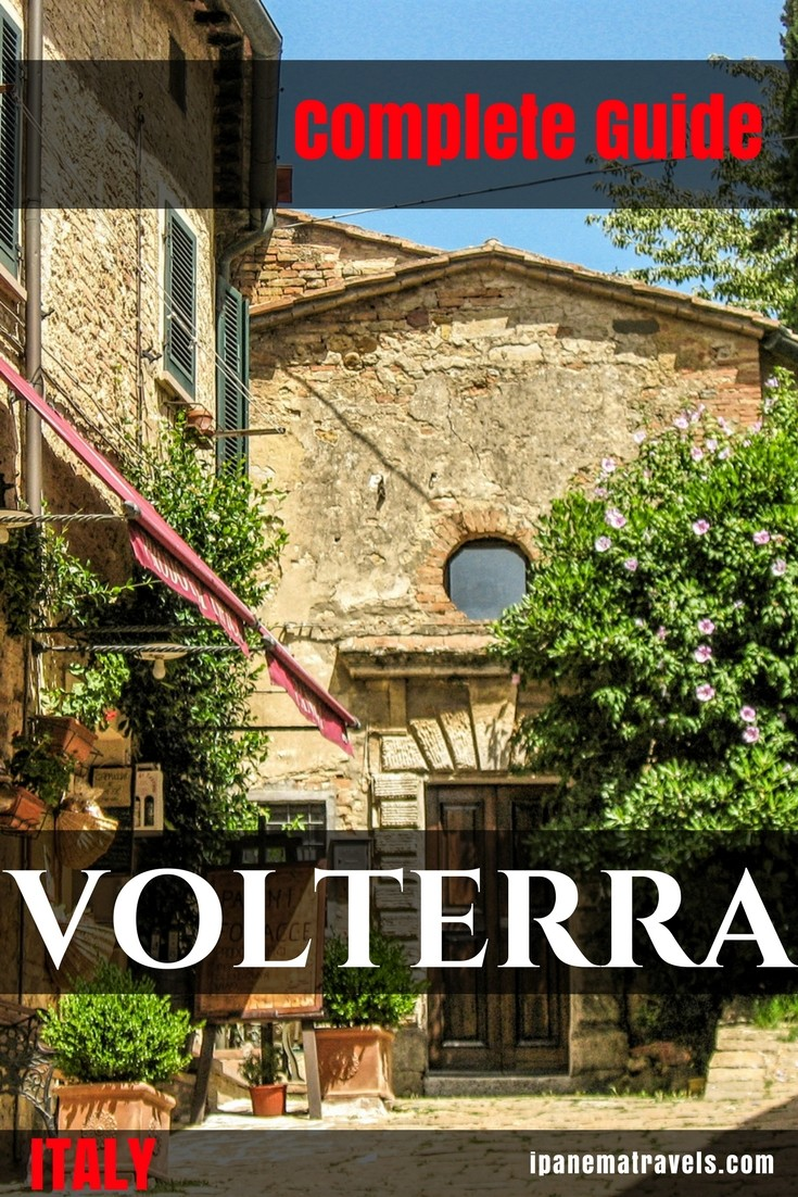 Complete city guide of all tourist attractions in Volterra (Tuscany - Italy), featuring all attractions in Volterra, things to do and see in Volterra, places to stay in Volterra, and the most famous museum of Etruscan heritage in Italy - the Guarnacci Etruscan Museum in Volterra. Indispensable if you travel to Volterra/visiting Volterra. #Volterra #Tuscany #Italy #ItalyTravel #TuscanyTravel #Etruscans #cityguide