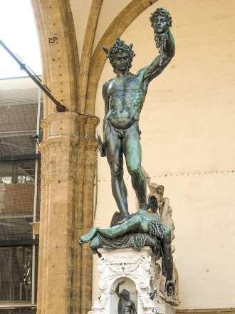 Perseus of Cellini