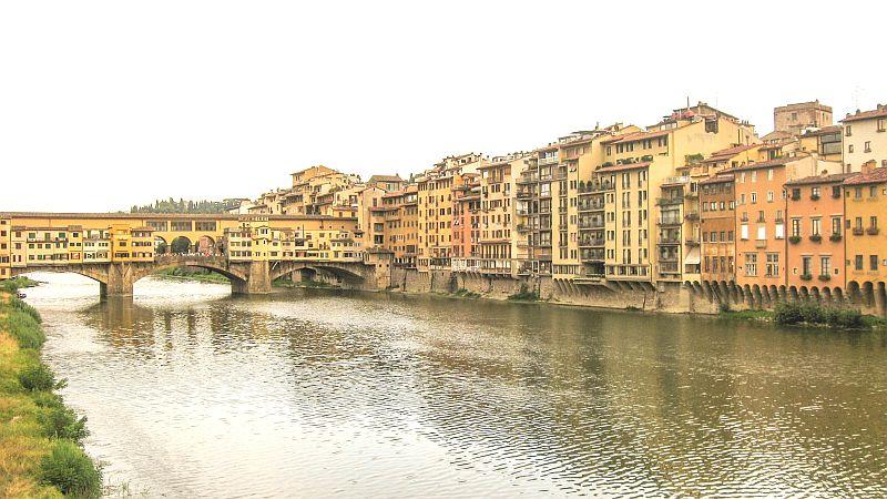 Ponte Vecchio and Oltrarno