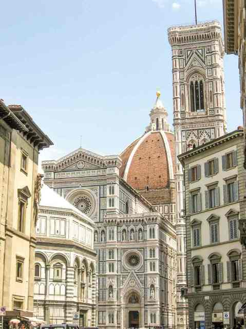 The Cathedral Complex in Florence