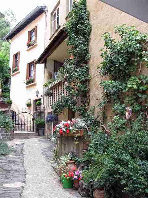 A street in Vianden