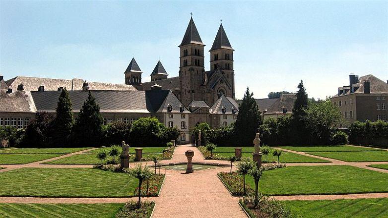 St Willibrord Basilica in Echternach
