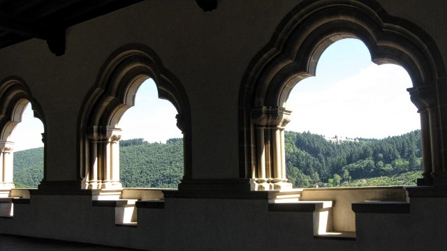 The Castle of Vianden