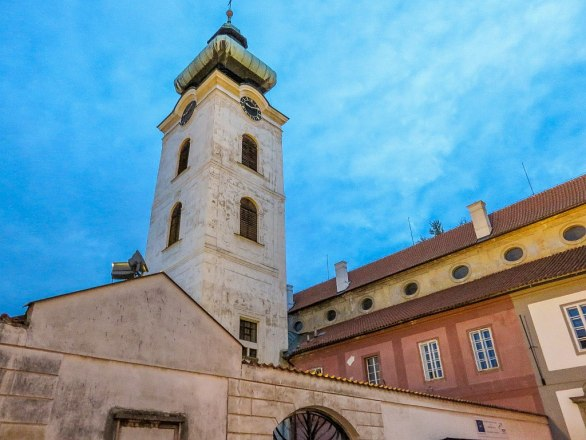 Dominican Monastery in Ceske Budejovice