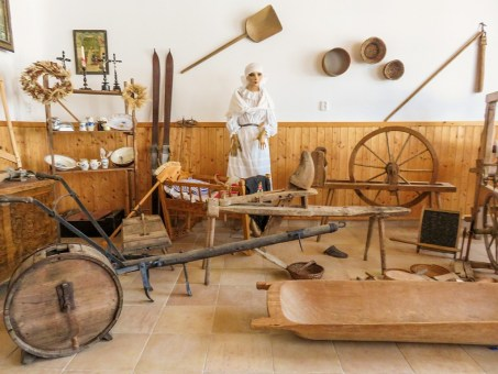 Ethnographic exhibition - Holasovice