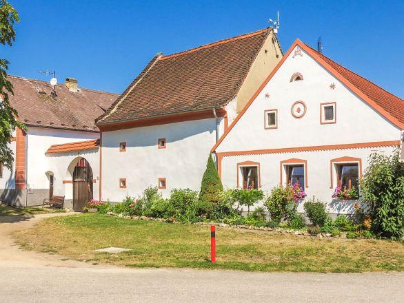 Holasovice - beautiful houses