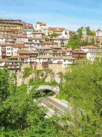 Beautiful Veliko Tarnovo