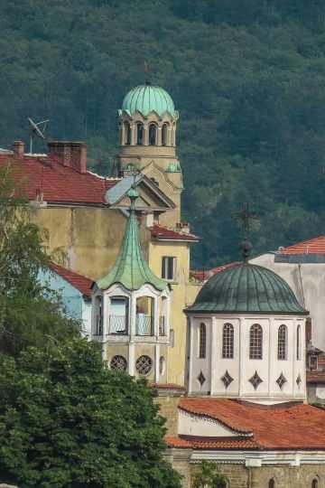 Churches in Veliko Tarnovo