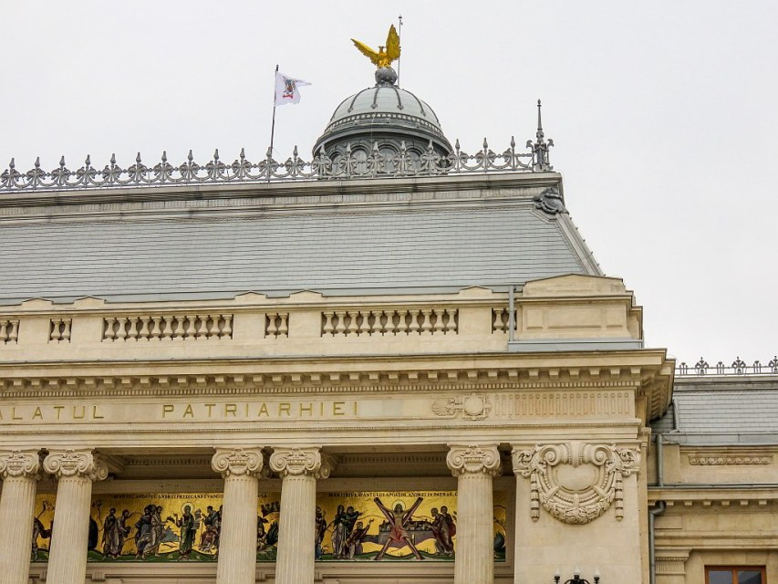 Palace of the Patriarchate in Bucharest